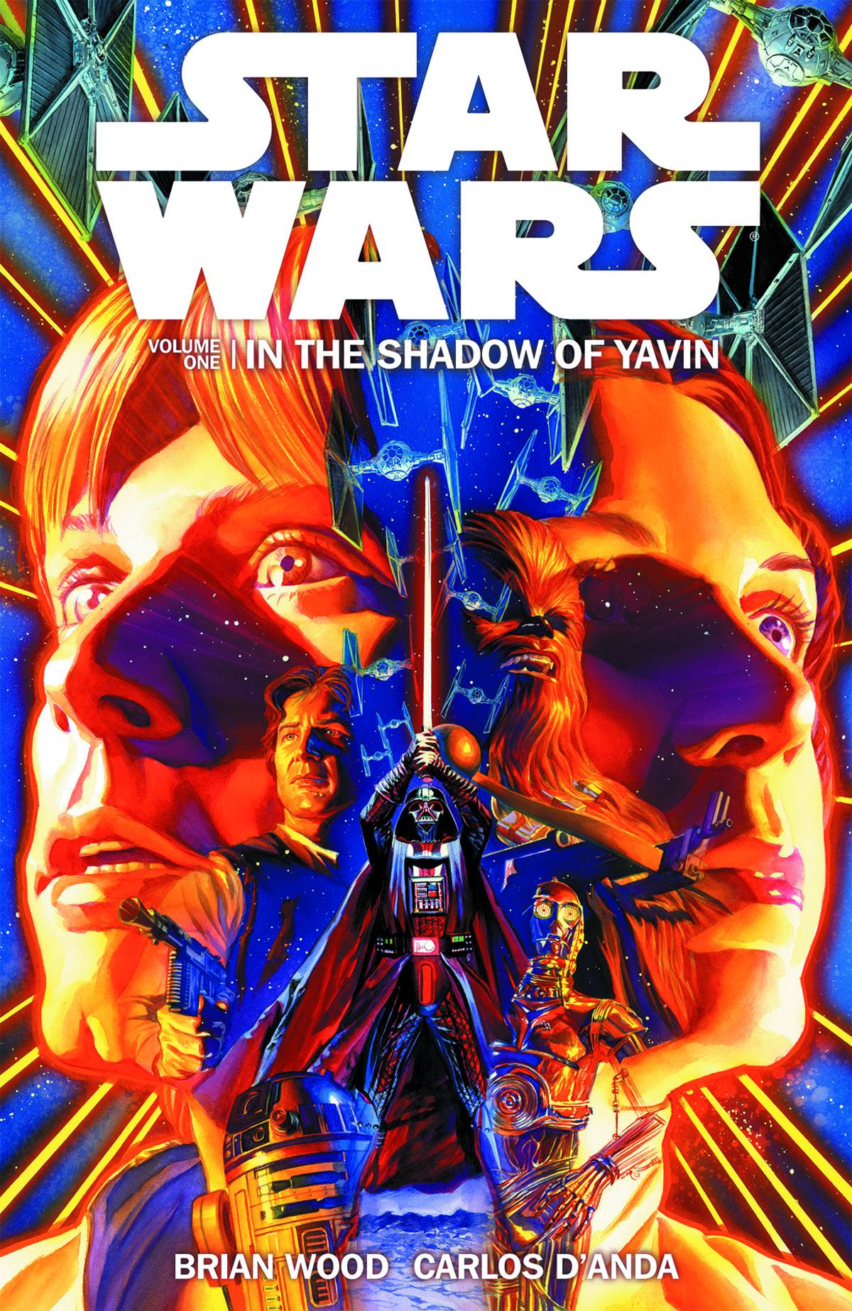 Comics and Pizza Book Club discussion of Star Wars, Vol. 1: In the Shadow of Yavin