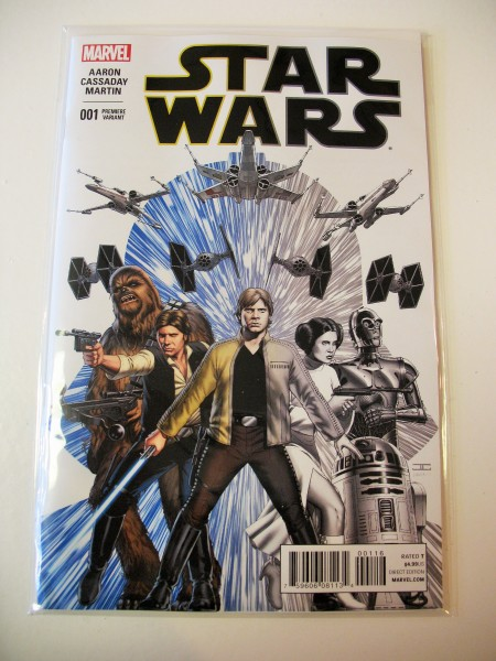 Marvel Star Wars #1 Release Party! Welcome Home!