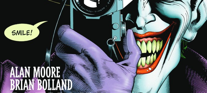 Batman: the Killing Joke discussion at Destiny City Comics