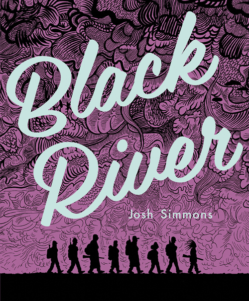 Meet the Artist! Black River signing with author Josh Simmons