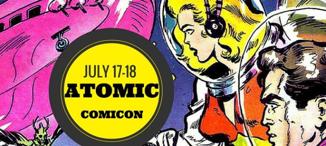 Destiny City Comics at Tacoma Public Library's Atomic Comic-Con!