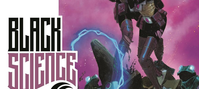 Black Science, Vol. 1: How to Fall Forever discussion