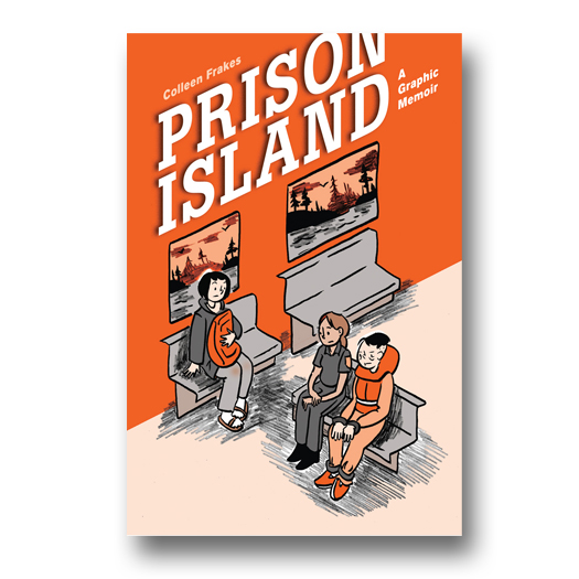 Meet the Artist! Prison Island: A Graphic Memoir signing at Destiny City Comics