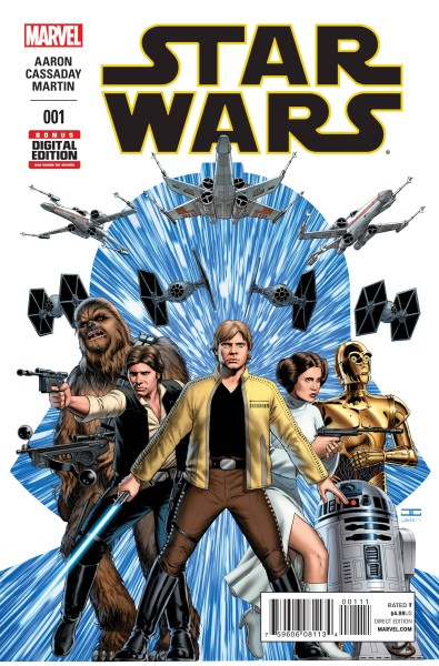 Star Wars, Vol 1: Skywalker Strikes discussion