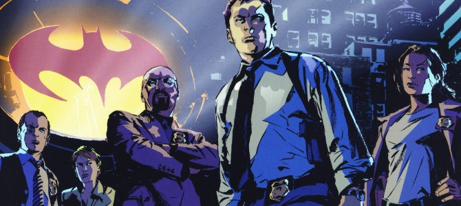 Gotham Central, Book One: In the Line of Duty discussion at Destiny City Comics