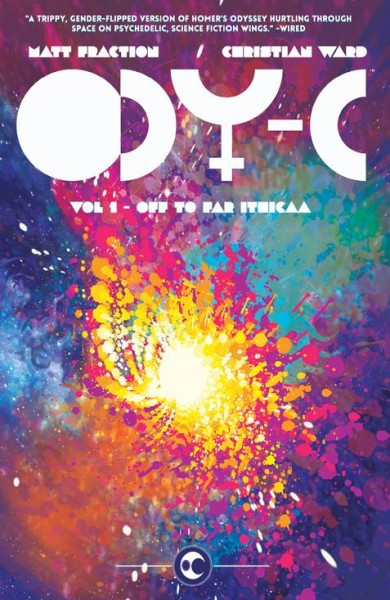 ODY-C, Vol. 1: Off to Far Ithicaa discussion at Destiny City Comics