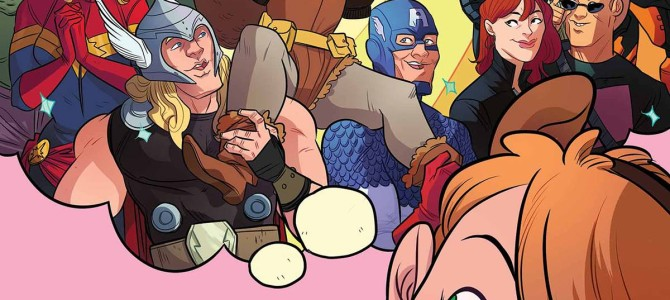 Unbeatable Squirrel Girl, Vol. 1: Squirrel Power discussion at Destiny City Comics
