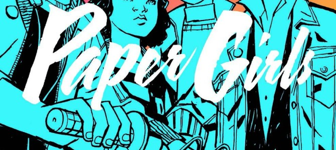 Paper Girls, Vol. 1 discussion at Destiny City Comics