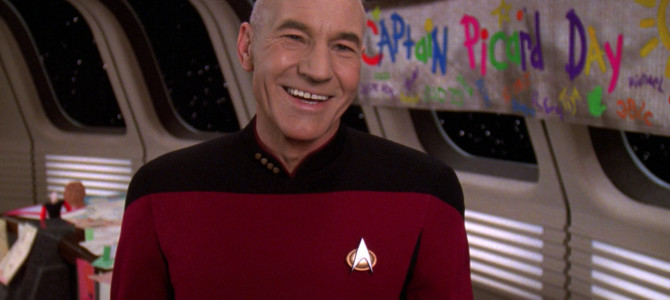 Captain Picard Day Art Show & Festival