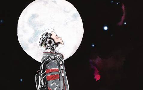 Descender, Vol. 1: Tin Stars discussion at Destiny City Comics