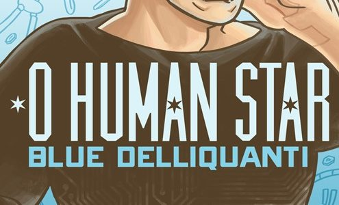 O Human Star book discussion at Destiny City Comics