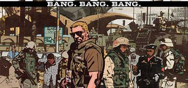 Sheriff of Babylon, Vol. 1 discussion at Destiny City Comics