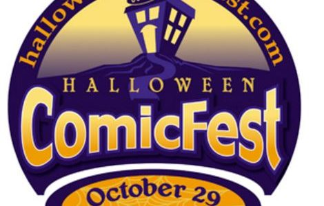 FREE COMICS Halloween ComicFest 2016 at Destiny City Comics