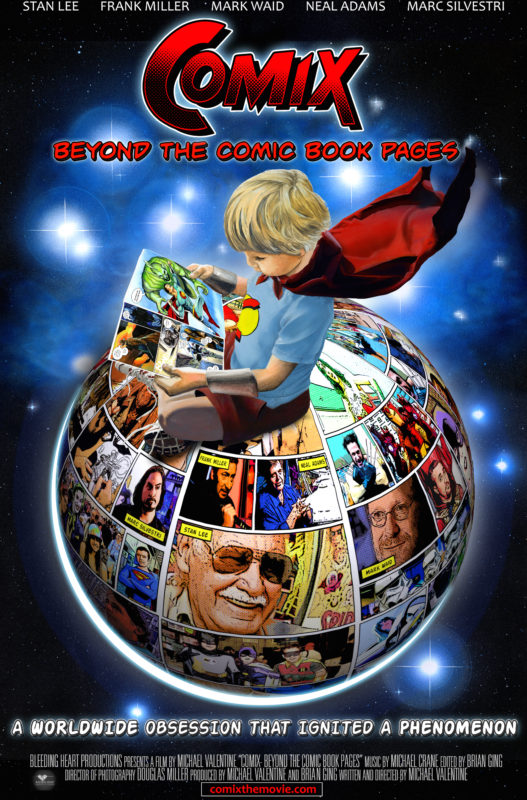Comix Beyond the Comic Book Pages Tugg Screening