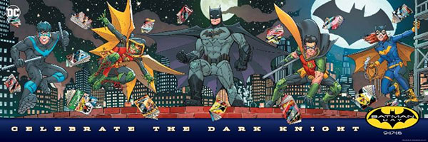 Batman Day 2016 at Destiny City Comics