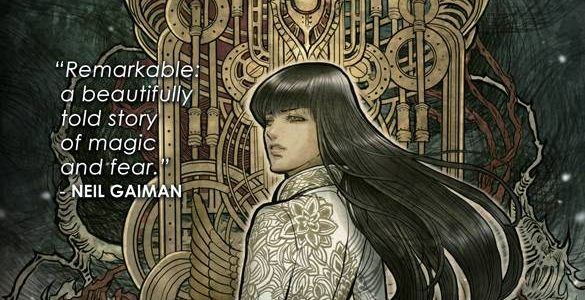Monstress Vol. 1 Book Discussion at Destiny City Comics