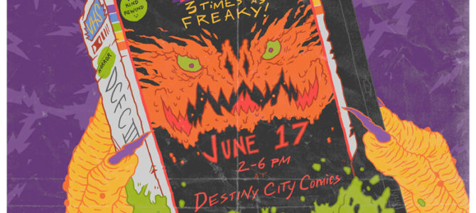 Destiny City Freakycon III