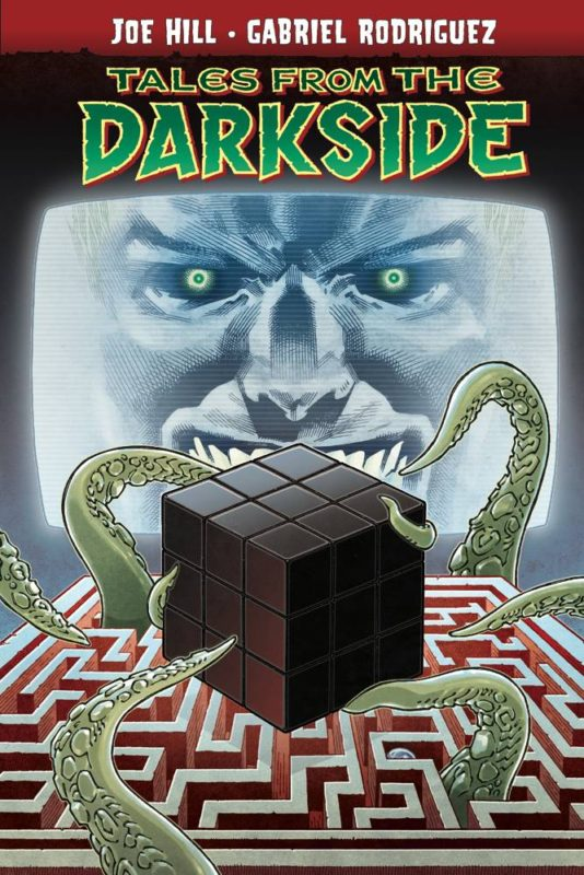 Tales from the Darkside book discussion at Destiny City Comics