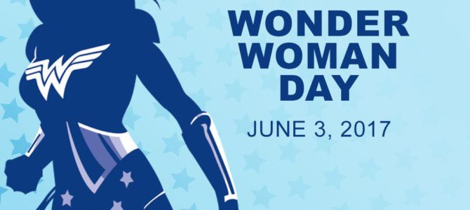 Wonder Woman Day Art Show w/ Free Comics!