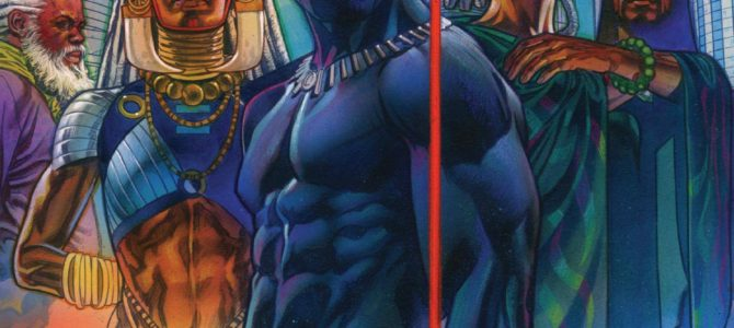 Black Panther: A Nation Under Our Feet book discussion