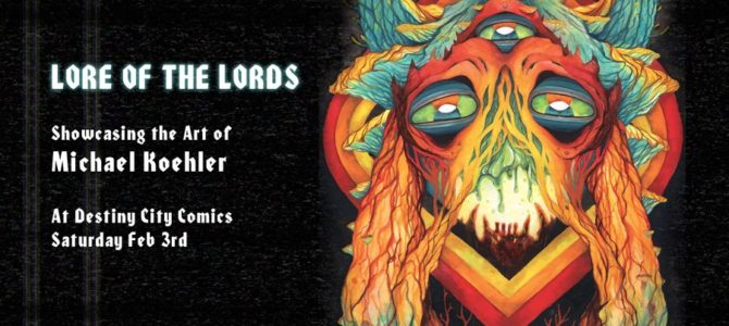 Lore of the Lords – Showcasing the Art of Michael Koehler