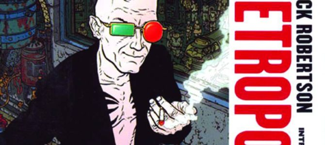 Transmetropolitan discussion at Destiny City Comics