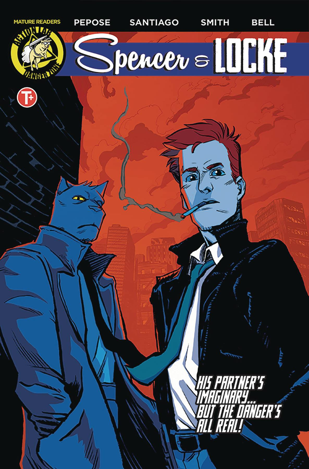 Meet the Author! Spencer and Locke Vol. 1 book discussion