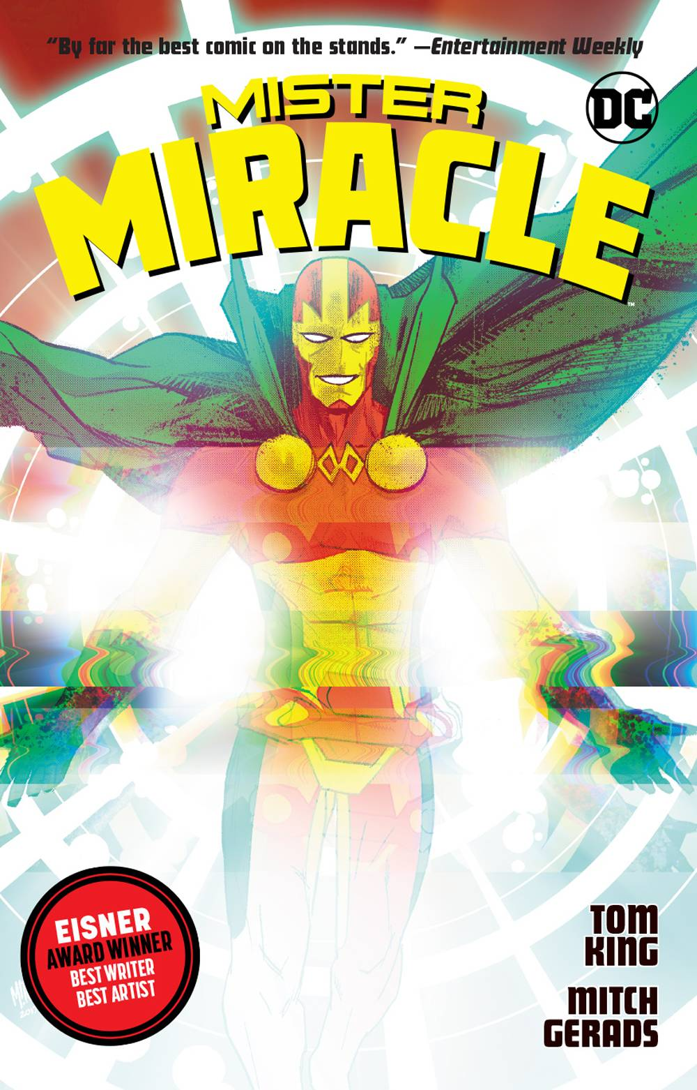 Mister Miracle book discussion