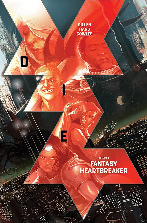 Die Vol. 1: Fantasy Heartbreaker book discussion