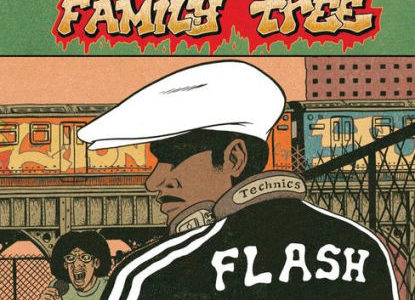 Hip Hop Family Tree, Book 1, 1970s-1981 book discussion